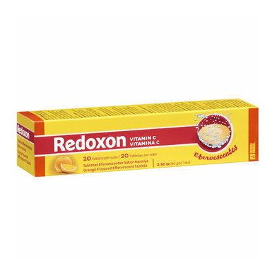 Command Brands Redoxon Vitamin C Tablets Supplement