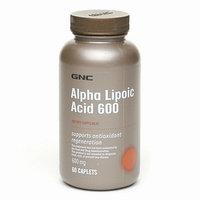 GNC Alpha Lipoic Acid 600