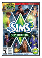 Electronic Arts The Sims 3 Supernatural (Win/Mac)