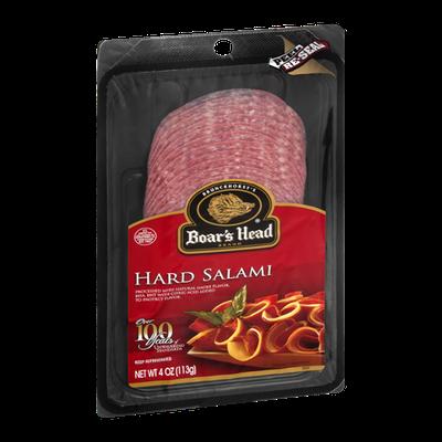 Boar's Head Hard Salami Slices