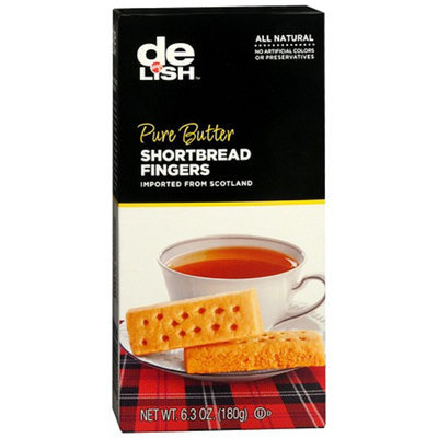 Good & Delish Shortbread Fingers