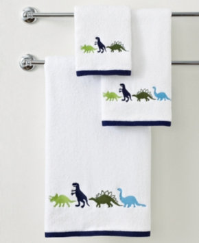 Kassatex Bath Towels, Dino Park 12