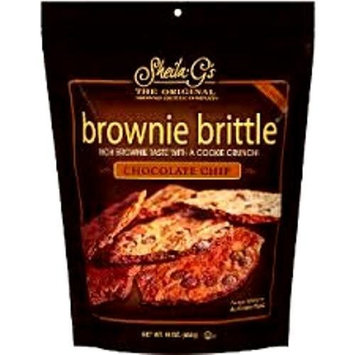 Sheila G's Brownie Brittle Chocolate Chip, 16 Ounce