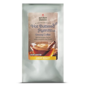 Coffee Bean International Archer Farms Ground Hot Buttered Rum Coffee 12oz
