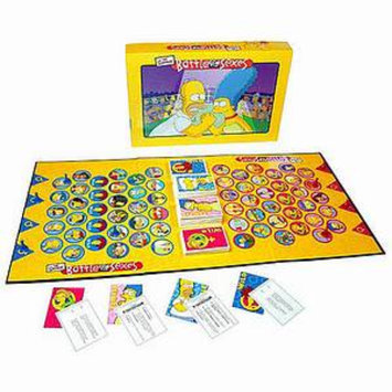 University Games UNIVERSITY GAMES Battle of the Sexes - The Simpsons Edition Board Game