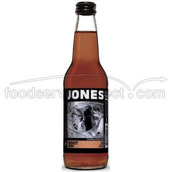 Jones Soda Co Kosher Root Beer Soda