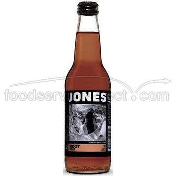 Jones Soda Co Kosher Root Beer Soda