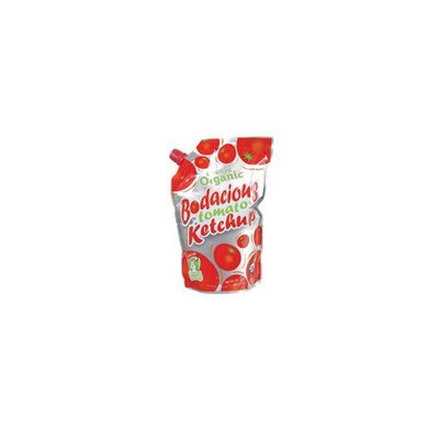 Honey Bunny 100% Organic Bodacious Tomato Ketchup 21 oz. (Pack of 6) ( Value Bulk Multi-pack)