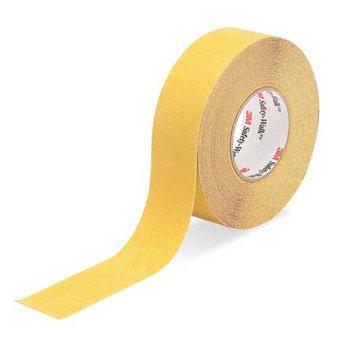 SAFETY-WALK 630-1X60 Antislip Tape, Yellow,60ft. Lx1inH