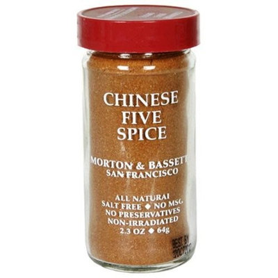 Morton & Bassett Morton & Basset Chinese Five Spice, 1.9 Ounce (Pack of 3)