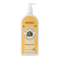 Burt's Bees Baby Bee Nourishing Lotion with Pump Fragrance Free