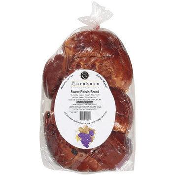 Eurobake: Sweet Raisin Bread, 19 oz