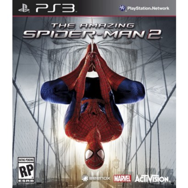 Activision The Amazing Spider-Man 2 (PlayStation 3)
