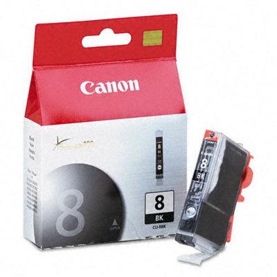 Canon CLI-8BK Black Ink Cartridge 0620B002