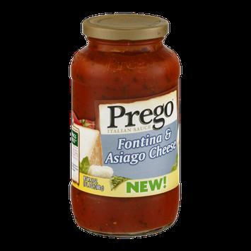 Prego Italian Sauce Fontina & Asiago Cheese