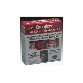 Hobe Labs Hobe Marketing - Energizer Hair Scalp Treatment Kit, 1 kit