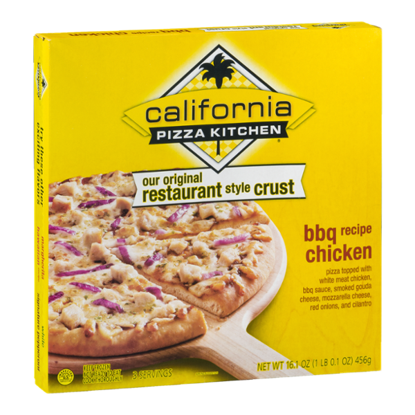 California Pizza Kitchen BBQ Recipe Chicken