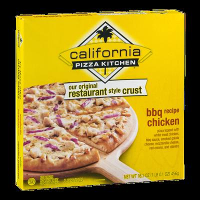 California Pizza Kitchen BBQ Recipe Chicken