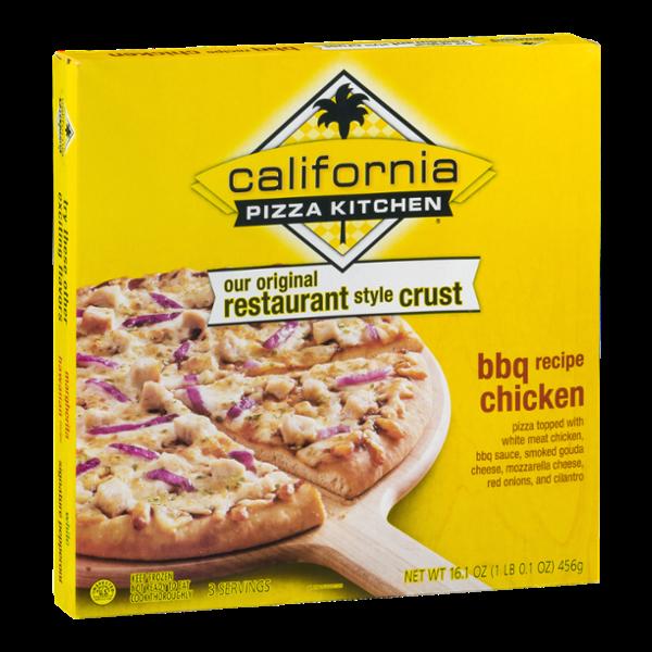 California Pizza Kitchen BBQ Recipe Chicken Reviews