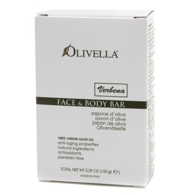 Olivella Face and Body Bar Soap