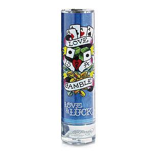 Ed Hardy Love and Luck Eau de Toilette Spray