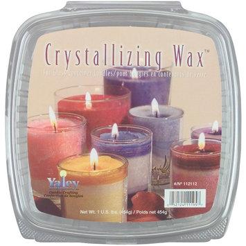 Yaley 112112 Crystallizing Candle Wax 1 Pound
