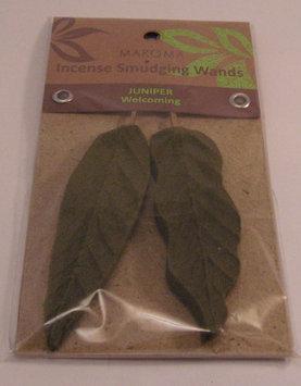 Smudgin Wands Juniper Maroma 1 Pack