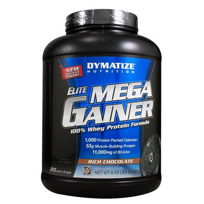 Dymatize Elite Mega Gainer Rich Chocolate 6.43 lbs