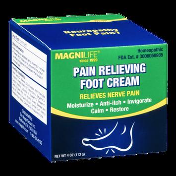 MagniLife Pain Relieving Foot Cream, 4 oz