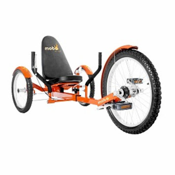 Mobo Triton Pro Ultimate Three-Wheeled Cruiser 20