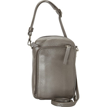 Derek Alexander Small Camera Bag Silver - Derek Alexander Camera Cases