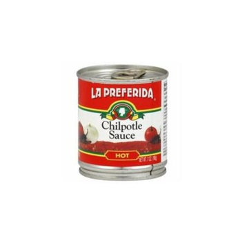 LA PREFERIDA 58972 LA PREFERIDA SALSA CHIPOTLE - Case of 24 - 7 OZ