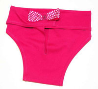 Petego HPT PI 16 16 in. Small Dog Hot Pants in Pink