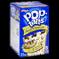 Kellogg's Pop-Tarts Frosted Chocolate Banana Split Toaster Pastries