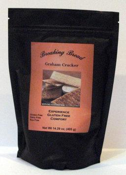 Graham Cracker Mix Gluten Free Breaking Bread 18 oz Bag