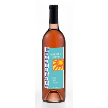 Prince Michel Rapidan River Rose' Wine