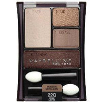Maybelline Chai Latte Quad