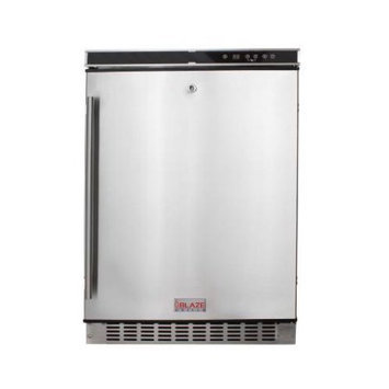 Blaze Outdoor Rated Stainless 24 Refrigerator 5.2 CU