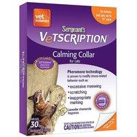 Vetscription Settle Down Pheromone Cat Collar