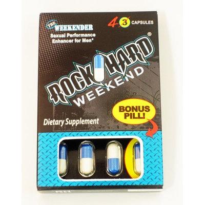 Rock Hard Weekend - 3 Count