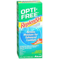 Opti-Free RepleniSH Multi-Purpose Disinfection Solution