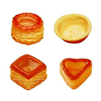 Pidy Mini Cocktail Puff Pastry Shells 288 Pieces Per Case