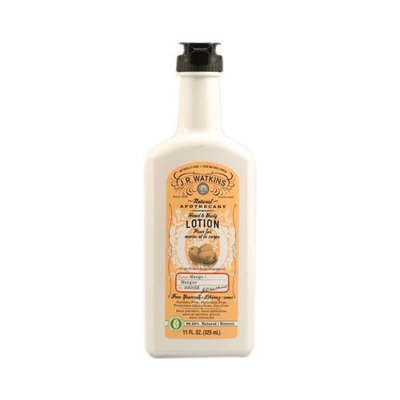 Watkins Mango Hand & Body Lotion 11 oz