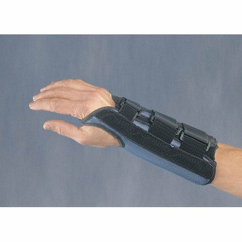 3- Point Products Wrist Control Carpal Tunnel Splint in Blue / Black
