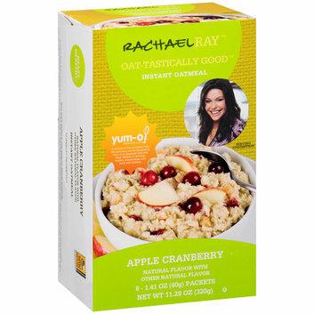 Rachael Ray Oat-Tastically Good Apple Cranberry Instant Oatmeal