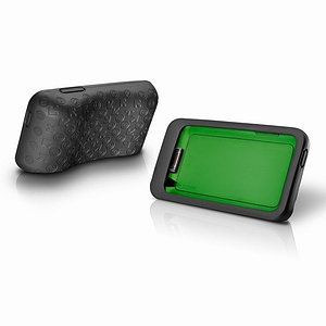 Philips Silicone Gaming Case with Batteries for iPod Touch 2G