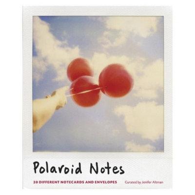 Chronicle Books Polaroid Note Set