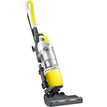 Samsung - Lift & clean Vu3000 Bagless Upright Vacuum - Yellow