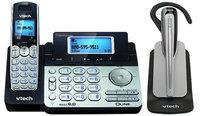 Vtech DS6151 + IS6100 2 Line Expandable cordless phone