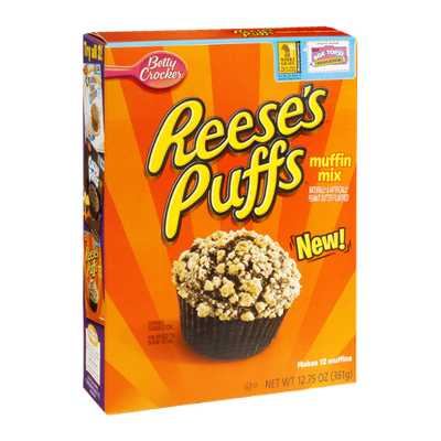 Reese's Puffs Muffin Mix